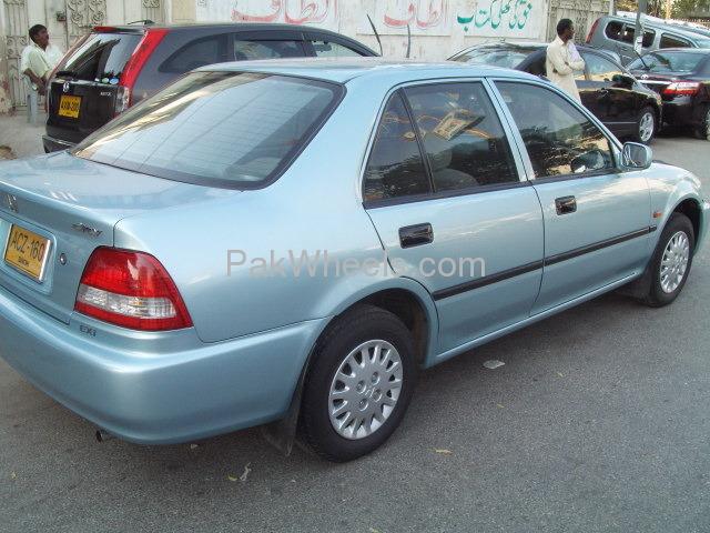 Honda City EXi 2000 Image-8