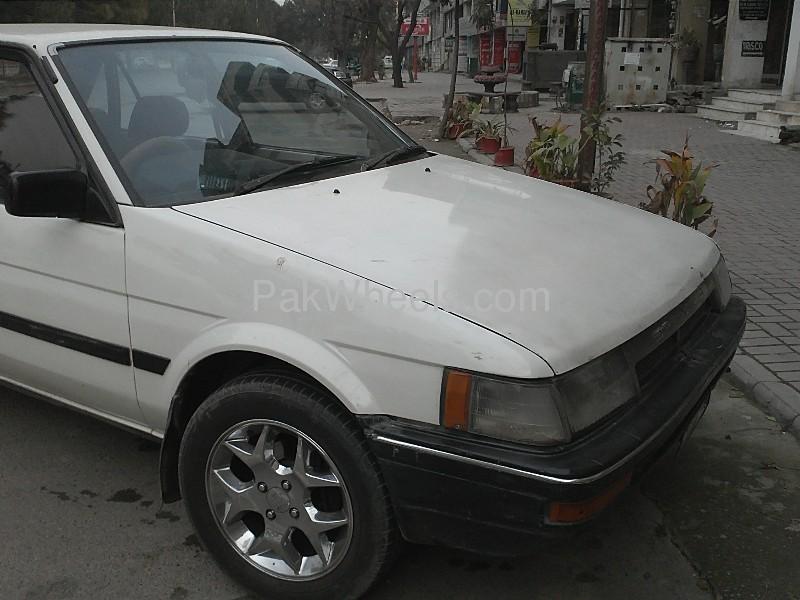 Toyota Sprinter 1985 Image-2