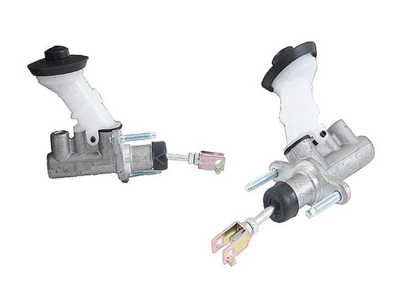 Toyota Corolla 1994-2002 Brake Cylinder with Bottle Image-1