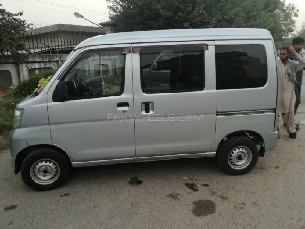 Daihatsu Hijet Deluxe 2012 For Sale In Rawalpindi Pakwheels