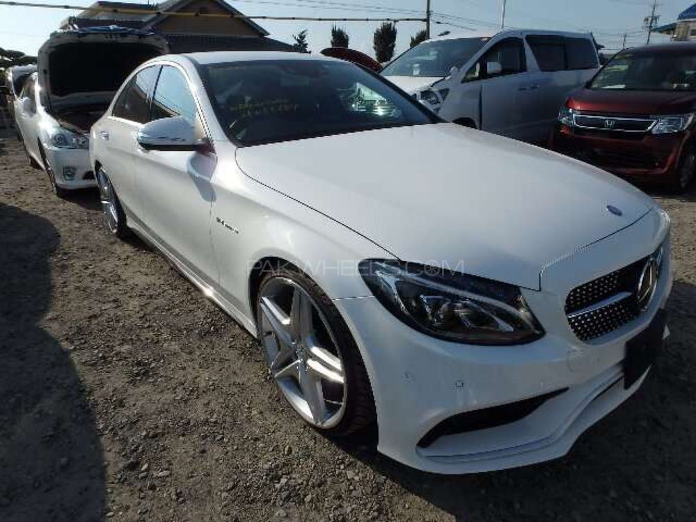 Mercedes benz c class c63 amg 2014 for sale in multan - Mercedes c class coupe 2014 ...