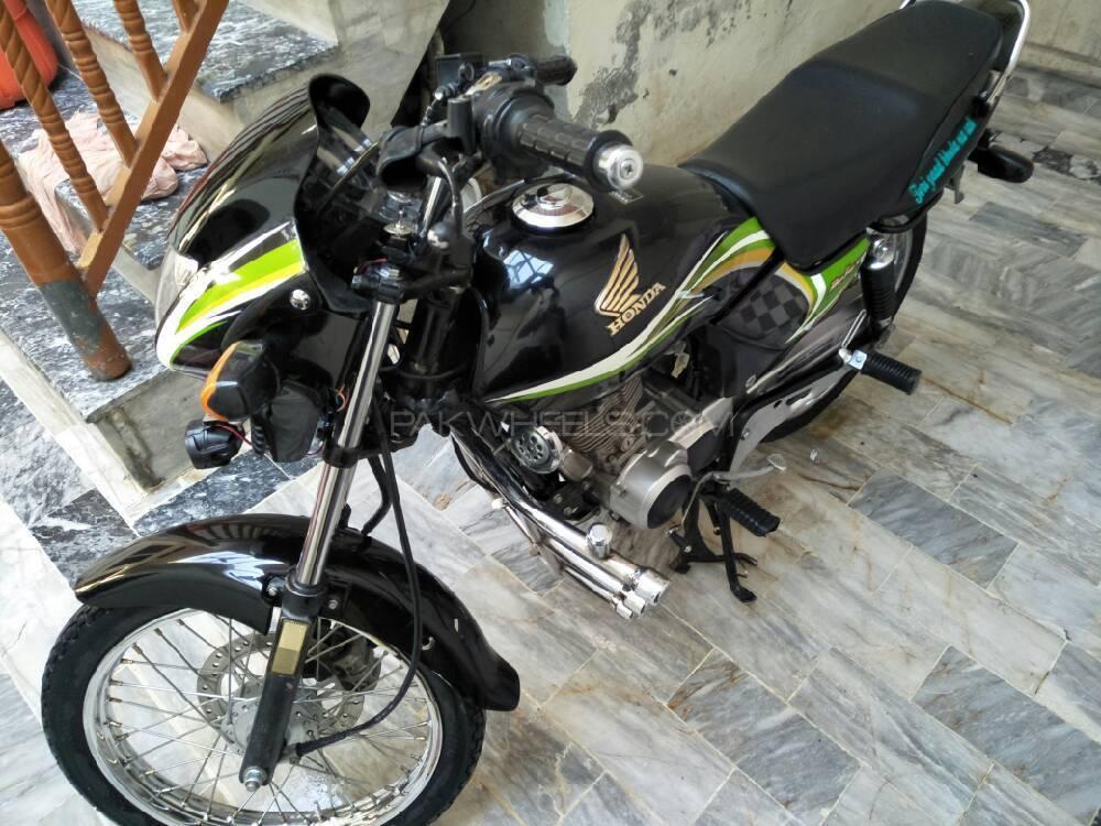 Used Honda Cg 125 2015 Bike For Sale In Attock 199095