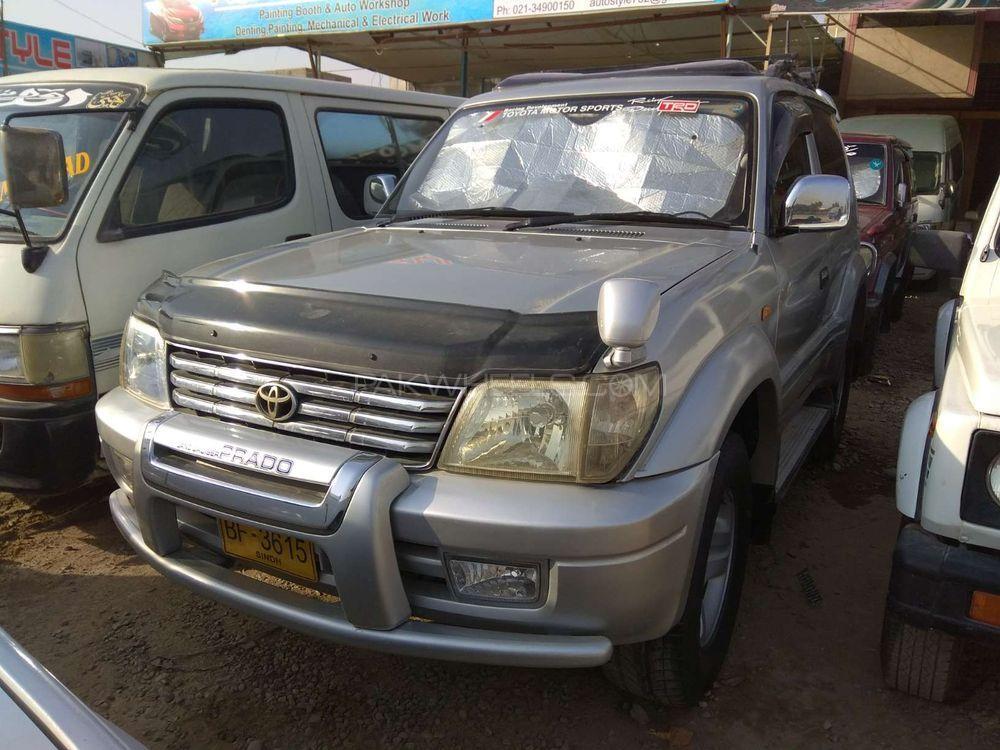 Toyota Prado RZ 3.0D (3-Door) 2000 Image-1