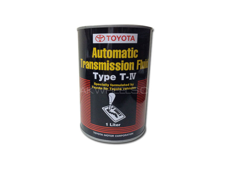 Toyota Automatic Transmission Fluid 1L Image-1
