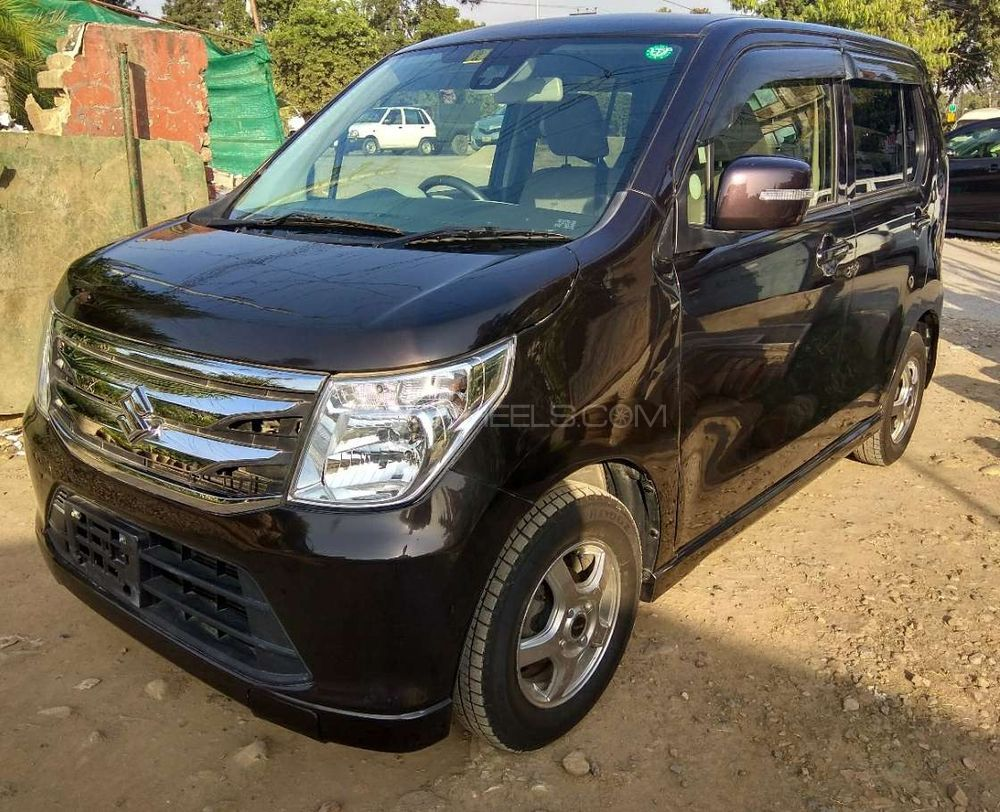 suzuki wagon r fx 2015 for sale in rawalpindi pakwheels. Black Bedroom Furniture Sets. Home Design Ideas