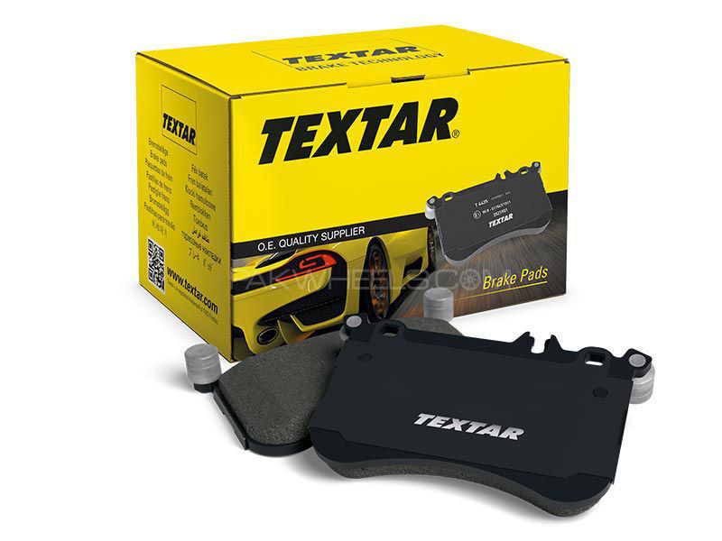 Mercedes W204 Front Brake Pads Textar - 2430601 Image-1