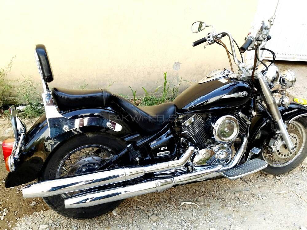 Used Yamaha V Star 1100 Classic 2004 Bike For Sale In Rawalpindi