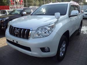 Used Toyota Prado TX 4.0 2012