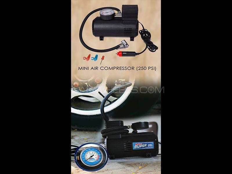 My Car Air Compressor 250psi in Lahore