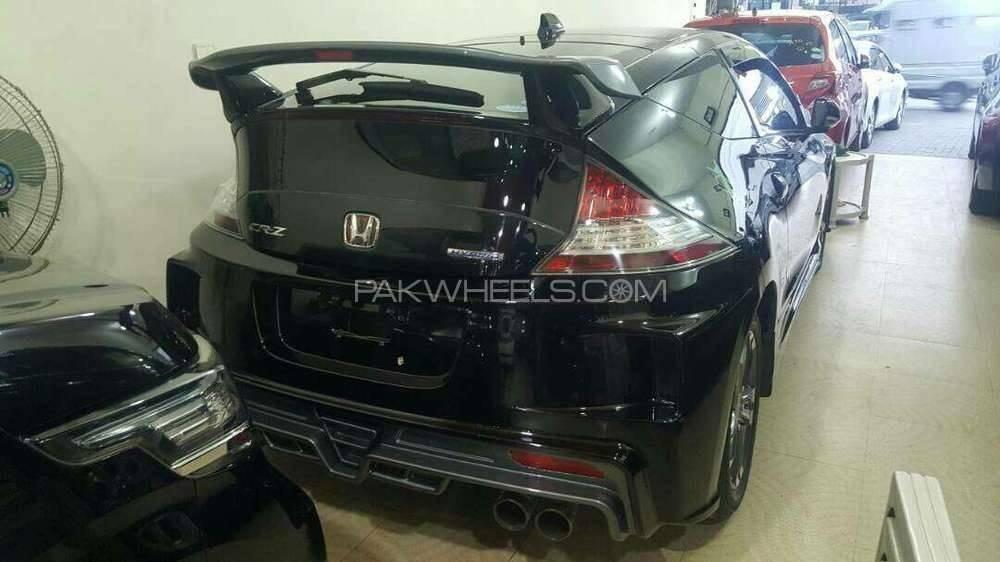 Honda CR-Z Sports Hybrid 2012 Image-1