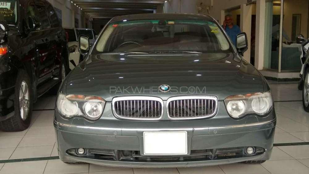 BMW 7 Series 760Li 2002 Image-1
