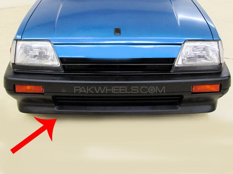 Suzuki Khyber Bumper Front SKI 1988-1998 Image-1