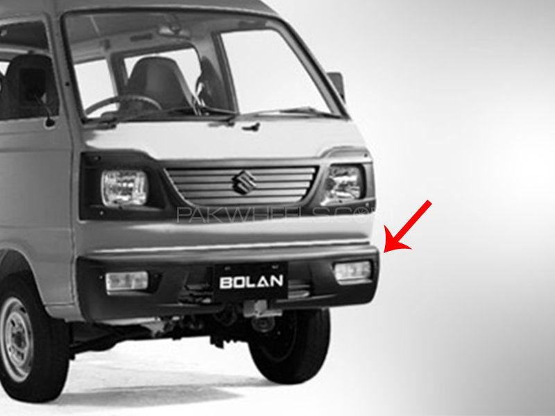 Suzuki Bolan New Front Bumper  Genuine 2012-2016 Image-1