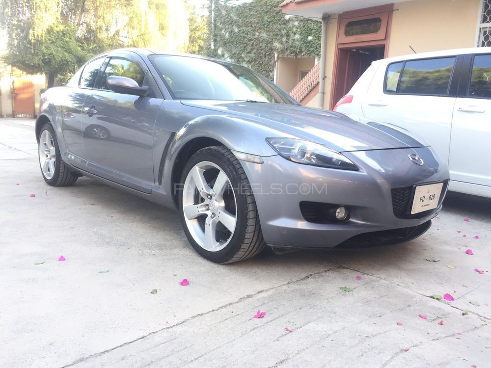mazda rx8 type e 2005 for sale in islamabad pakwheels. Black Bedroom Furniture Sets. Home Design Ideas