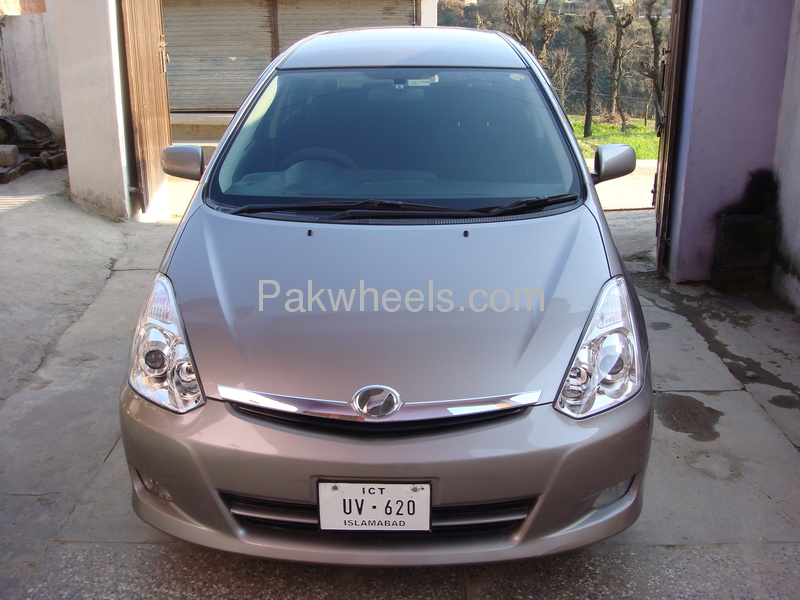 Toyota Wish X HID Selection 2006 Image-1