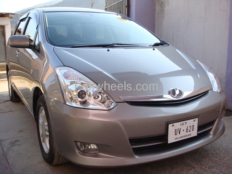 Toyota Wish X HID Selection 2006 Image-4