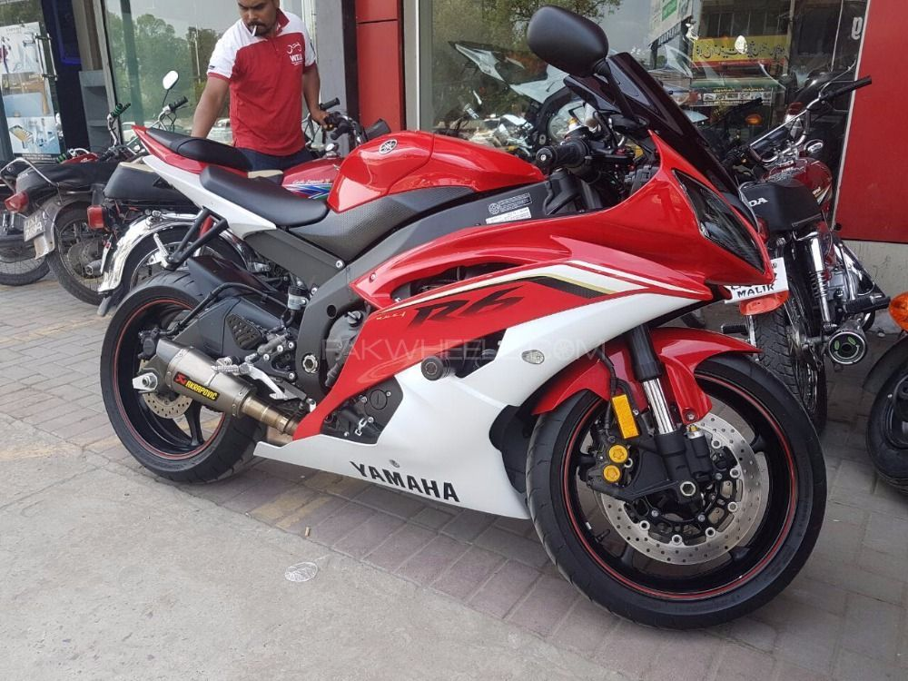 used yamaha yzf r6 2013 bike for sale in lahore 202094 pakwheels. Black Bedroom Furniture Sets. Home Design Ideas