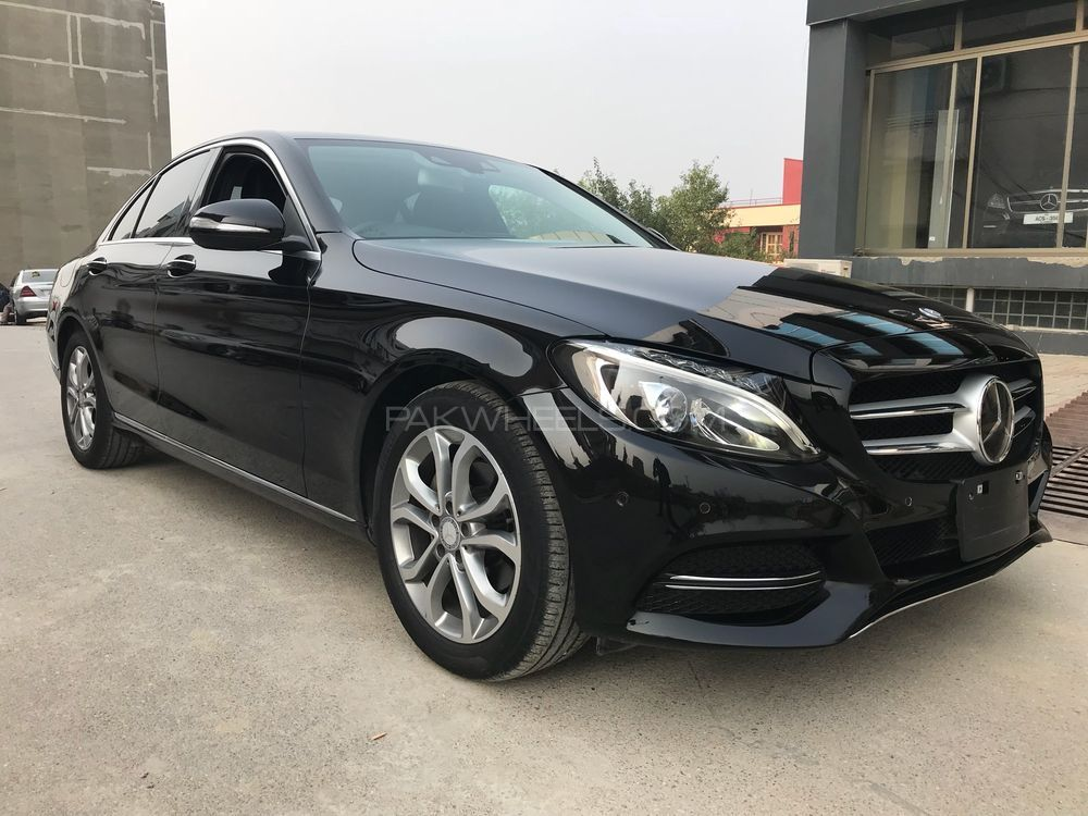Mercedes benz c class c180 2014 for sale in islamabad for Mercedes benz financial phone number