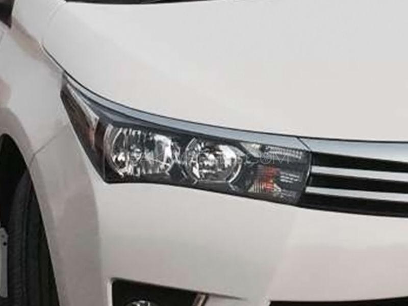 Toyota Corolla Genuine Head Light Xli, Gli, Altis 2014-2017 Image-1