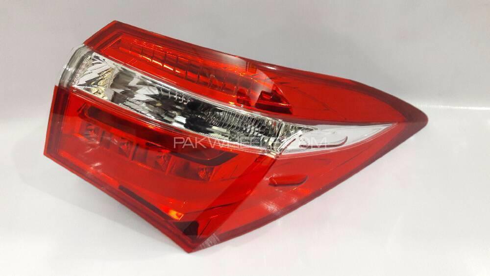 Toyota Corolla TYC Back Light Xli, Gli, Altis 2014-2017 Image-1