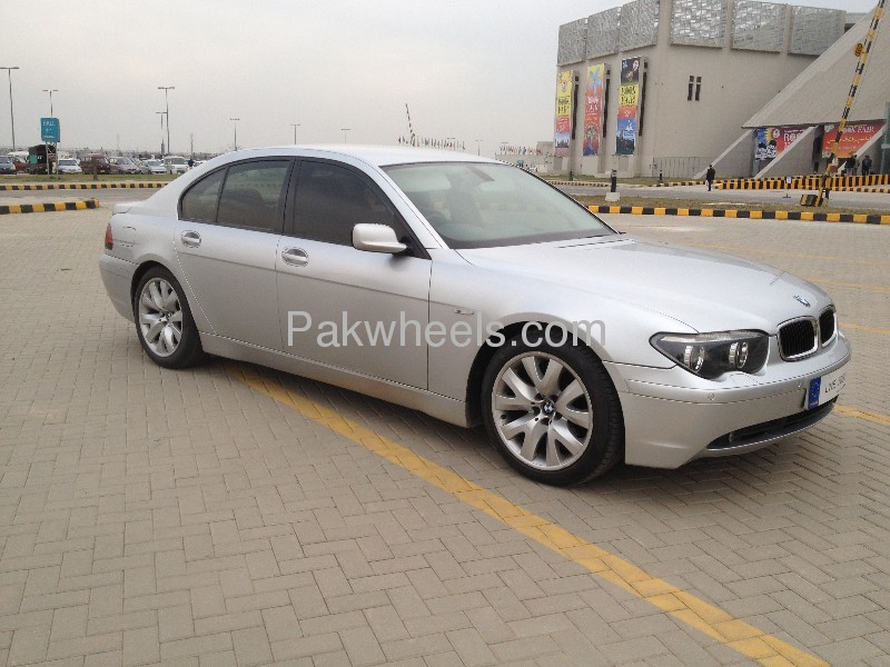 bmw 7 series cars for sale in lahore verified car ads pakwheels. Black Bedroom Furniture Sets. Home Design Ideas