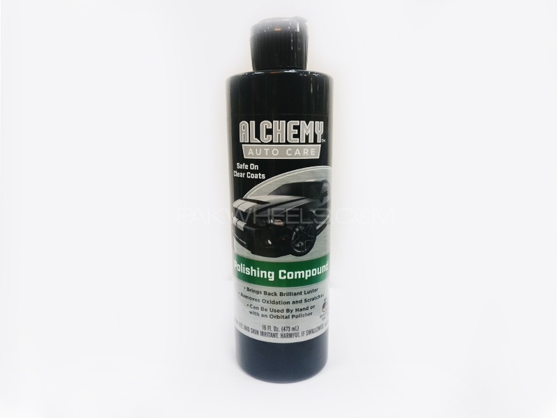 Alchemy Polishing Compound 437ml in Lahore