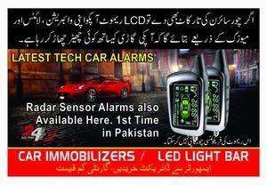 Alarm System | Buy Car Alarm System at Best Price in