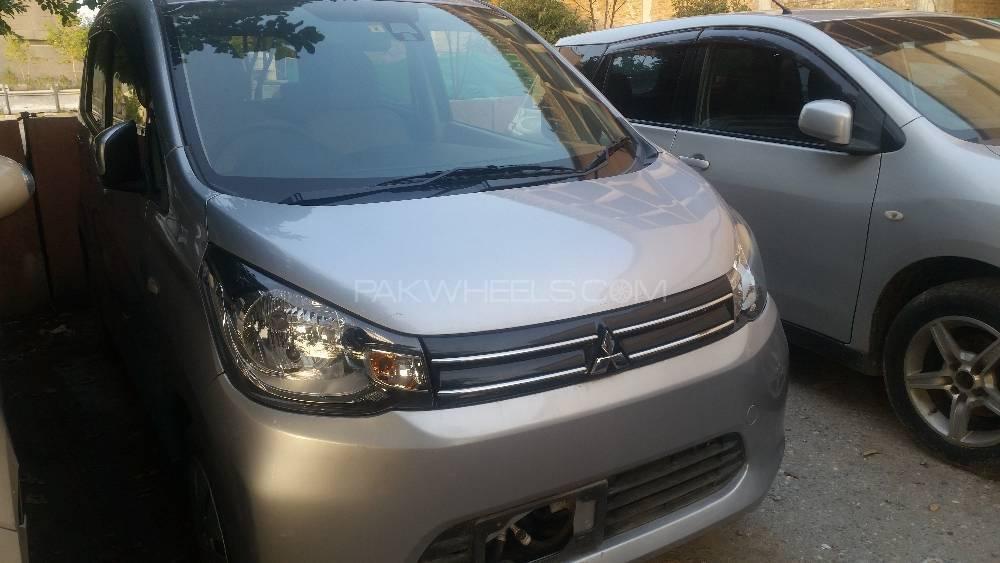 Mitsubishi Ek Wagon M Navi Collection 2014 Image-1