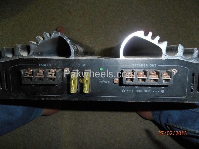 Car Amplifier For Sale In Karachi