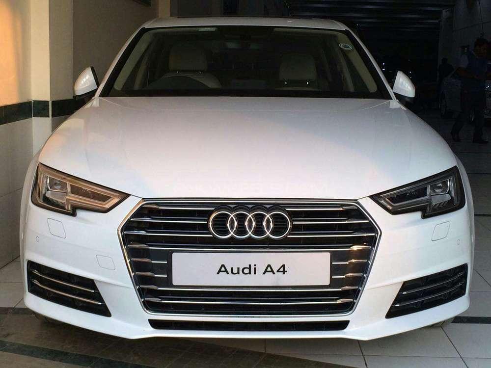 Audi A4 1.8 TFSI 2017 Image-1