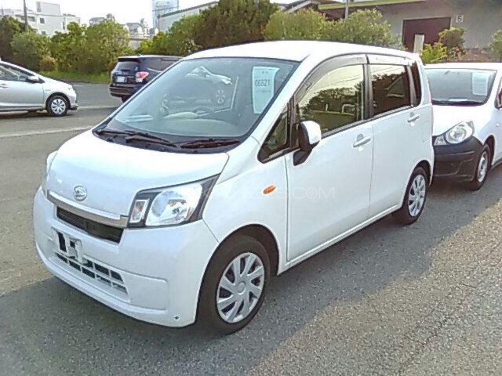 Daihatsu Move X 2014 Image-1