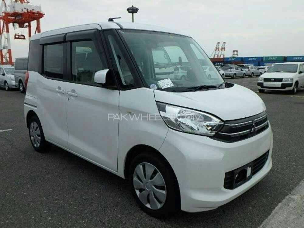 Nissan Roox X 2014 Image-1