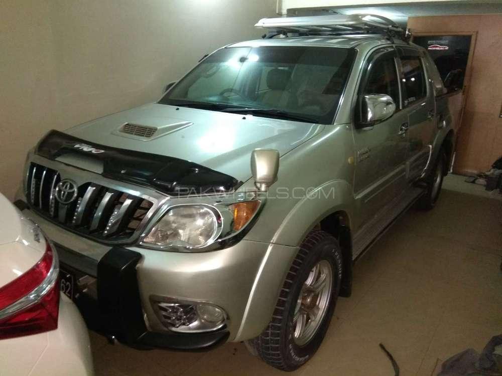 Toyota Hilux Vigo G 2005 Image-1