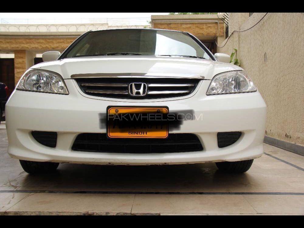 Honda Ferio 2005 Image-1