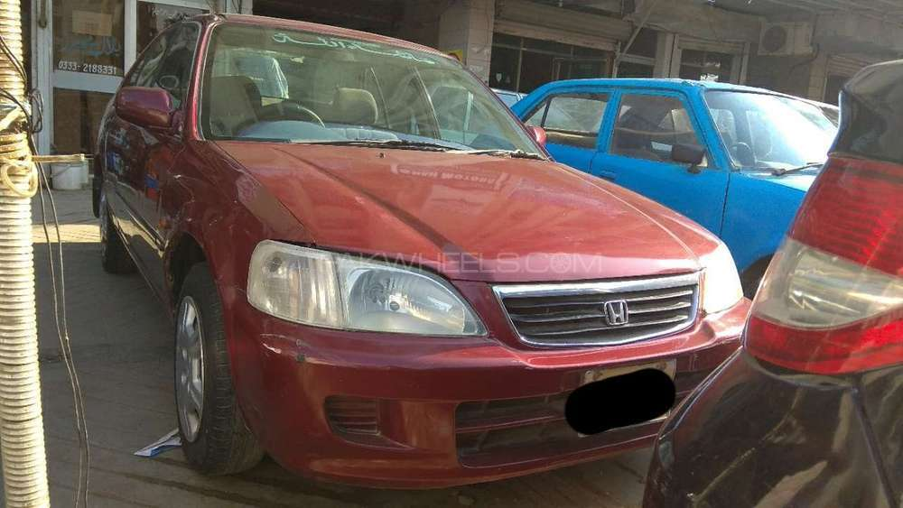Honda City EXi S 2000 Image-1