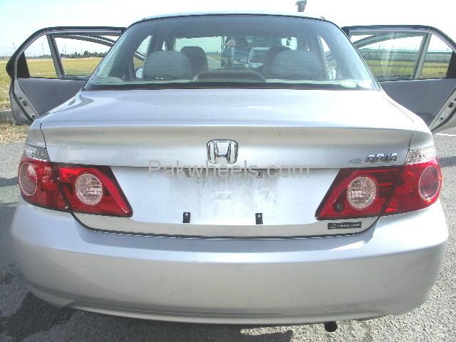 Honda Fit X 2007 Image-4