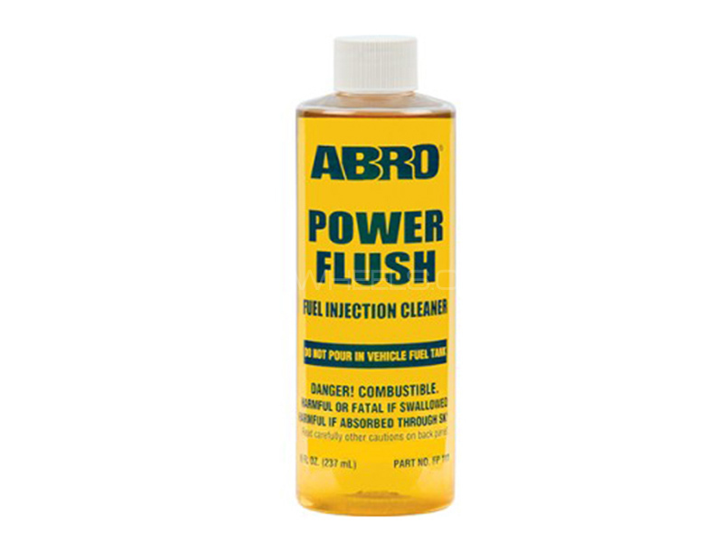 ABRO Power Flush Fuel Injection Cleaner Image-1