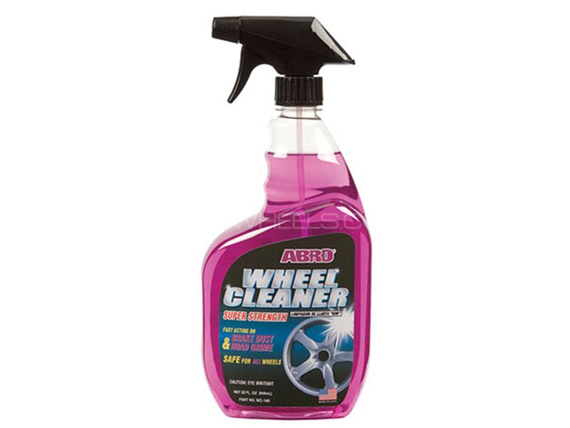 ABRO Wheel Cleaner Image-1