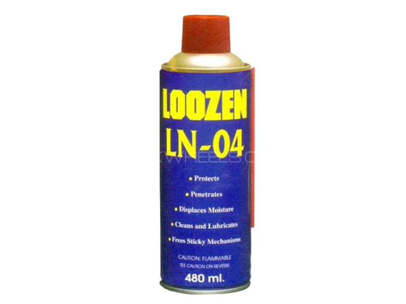 Loozen LN-04 Penetrating Oil - 100 ml in Karachi