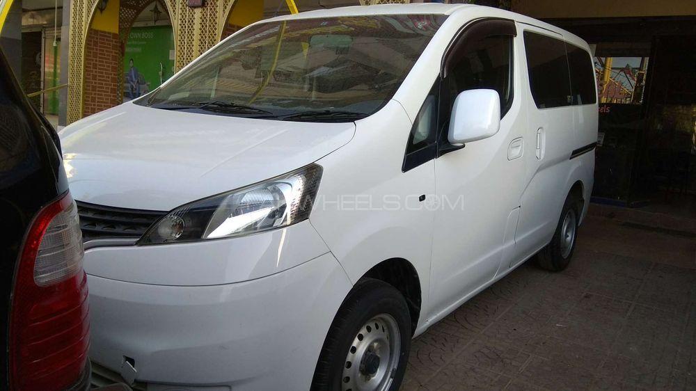 Nissan Nv200 Vanette Wagon S 2011 Image-1
