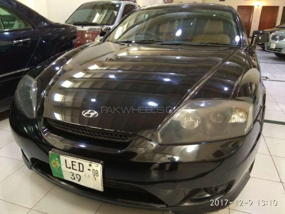 Hyundai Coupe 2.0L DOHC Automatic 2006 Image-1