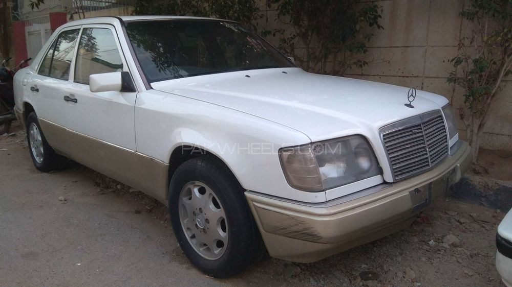 Mercedes Benz C Class 1994 Image-1