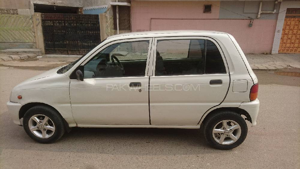 Daihatsu Cuore Cx Eco 2008 For Sale In Karachi Pakwheels