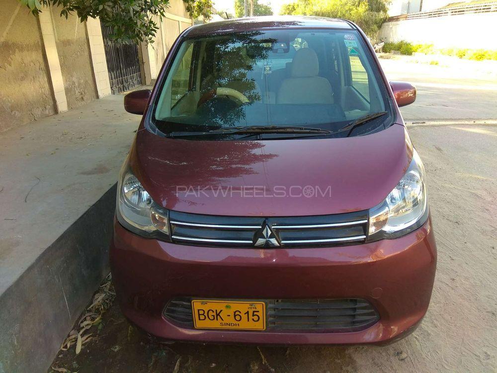 Mitsubishi Ek Wagon G 2015 Image-1