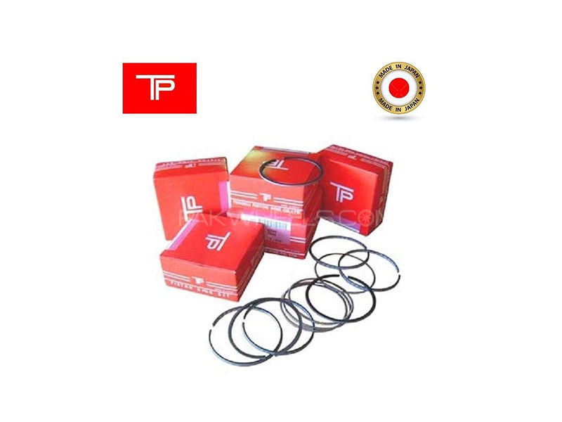 Toyota Corolla 1987 - 1991 - TP Ring Set- 4A - Size 0.25 in Lahore