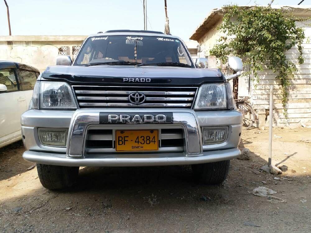 Toyota Prado RX 2.7 (3-Door) 2000 Image-1