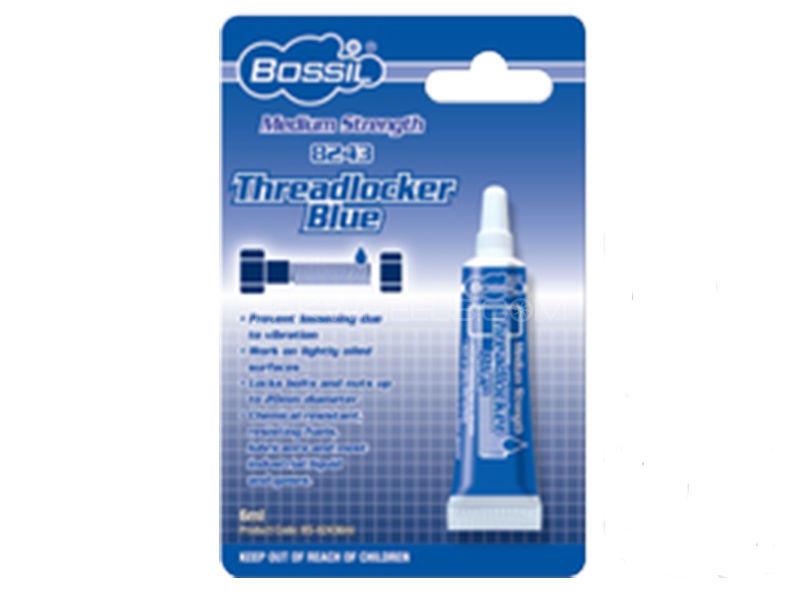 Bossil Thread Locker Blue - Medium Strength - 6 ml Image-1