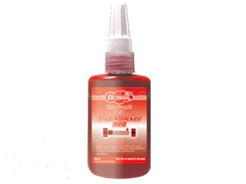 Bossil Thread Locker RED - High Strength - 50 ml Image-1