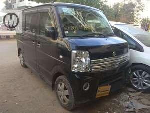 Used Suzuki Every Wagon PZ Turbo 2012