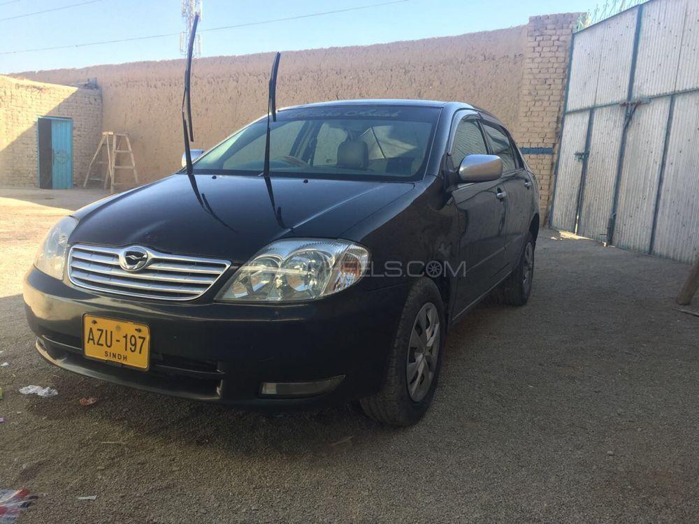 Toyota Corolla Luxel Premium Edition 2001 Image-1